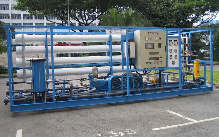 Brackish Water Reverse Osmosis (BWRO) Systems
